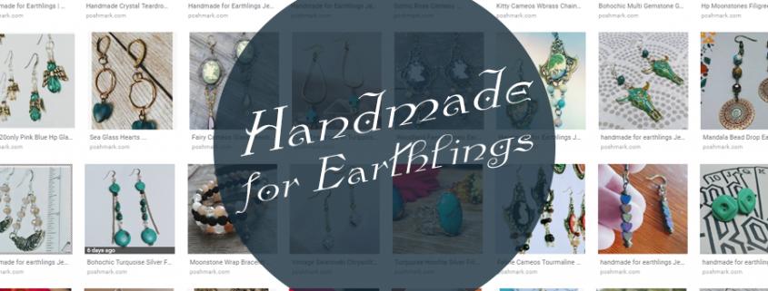 Handmade for Earthlings blog